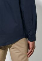 Superbalist - Barber regular fit oxford shirt - navy