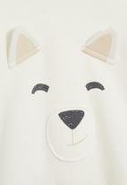 MANGO - Roar sweatshirt - white