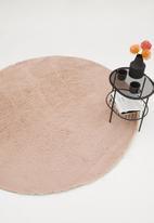 Fotakis - Sheep round rug - pink