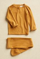 MANGO - Nido sweater - tan