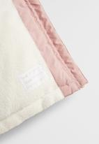 MANGO - June anorak - pink
