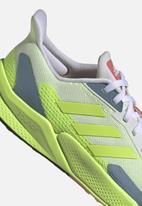 adidas Performance - X9000l2 w - ftwr white/hi-res yellow/hazy rose