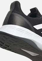 adidas Performance - Qt racer sport - core black/ftwr white/grey six