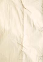 MANGO - Anorak milka - beige