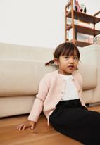 MANGO - Boba cardigan - pink