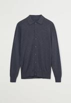 MANGO - Tens shirt - grey
