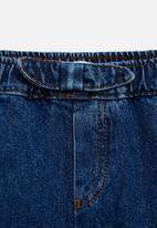 MANGO - Lazo jeans - blue