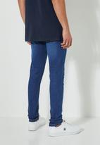 Superbalist - London super skinny - mid washed blue