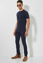 Superbalist - Seattle skinny jeans - raw indigo