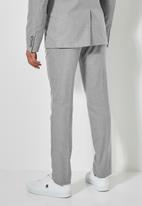Superbalist - Regent slim fit trouser - grey