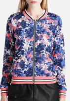 ONLY - NY Floral Bomber