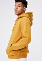 Factorie - Basic hoodie - yellow