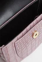 Superbalist - Cynthy crossbody bag - lavender