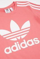 adidas Performance - Skater dress y -pink