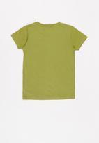 MINOTI - Seriously board T-shirt - khaki