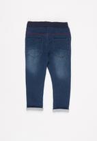 MINOTI - Denim jean - dark blue