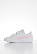 PUMA - Puma smash v2 buck ps sneakers - white