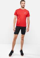 ASICS - Silver 7in sprinter - black