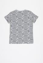 GUESS - Boys short sleeve T-shirt - grey