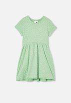 Cotton On - Freya short sleeve dress - spearmint