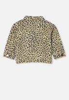 Cotton On - Ellen jacket - semolina/summer ocelot