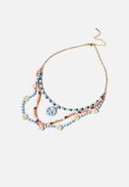 Cotton On - Kids fashion jewellery necklace - daisy