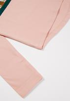GUESS - Girls reversible sequin tee - pink