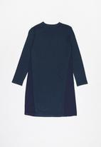 GUESS - Girls guess branded long sleeve sweater - blue