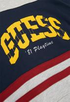 GUESS - Boys active hooded top - multi