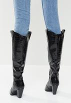 Z_Code_Z - Nuria western boot - black