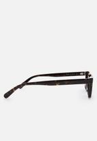 Stella McCartney - Bio acetate sunglasses - brown