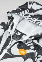 Nike - Nike marker mash jacket - white