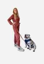Escape Society - Leather doggo leash - tan