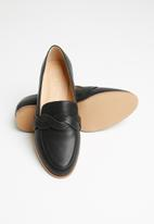 edit - Lulla loafer - black