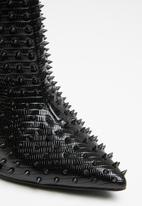 Steve Madden - Via-s ankle boot - black
