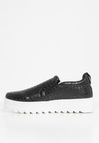 Footwork - Suri slip-on - black