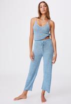 Cotton On - Summer lounge singlet - blue