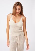 Cotton On - Summer lounge singlet - beige
