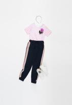 Superbalist Kids - Younger girls jogger - navy