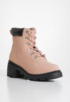 Madison® - Robyn hiking boot - pink