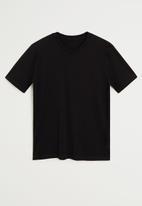 MANGO - Chelsea T-shirt - black