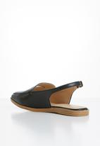 edit - Jamie loafer - black