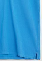 MANGO - Rea polo - blue