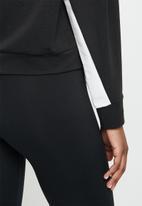 PUMA - Morden sports hoodie - black