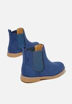 Cotton On - Scallop gusset boot - vintage navy