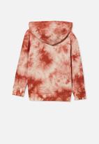 Cotton On - Charlie hoodie - chutney/tie dye