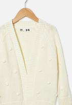 Cotton On - Priya cardigan - vanilla
