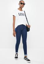 Levi's® - The perfect tee 90's serif t3 + graphic - white