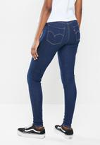 Levi's® - 720 hirise super skinny - blue