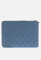 Typo - Oxford 13 inch laptop case dm - dark denim